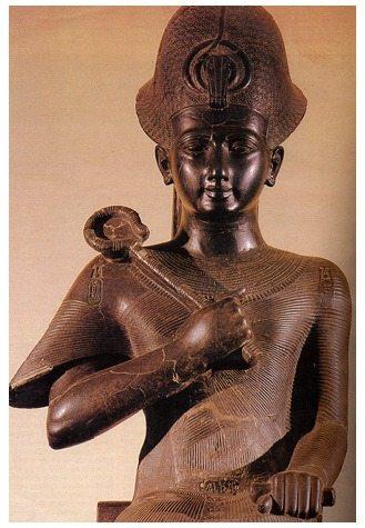 רעמסס, שיעבוד מצרים