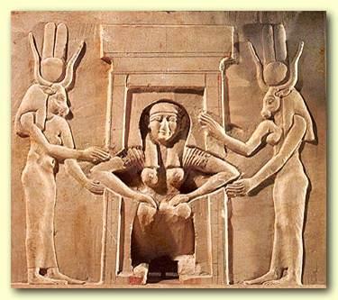 המיילדות העבריות במצרים