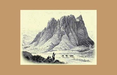 הר סיני שמות פרק יט