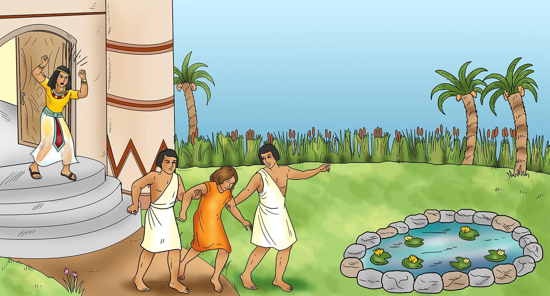 יוסף ואשת פוטיפר