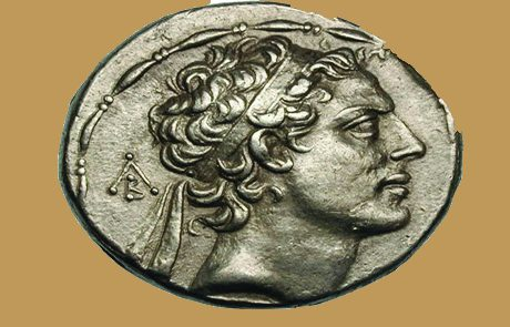 מי אתם היוונים? מי אתה אנטיוכוס?