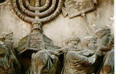חנוכה, מנורת הזהב ובית המקדש