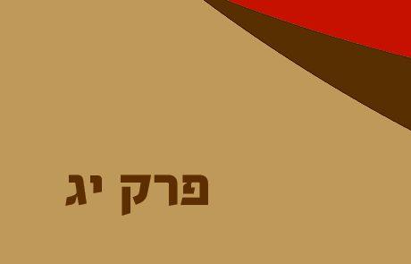 שופטים פרק יג – הולדת שמשון