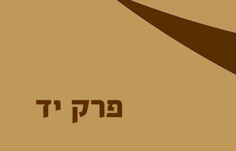 יהושע יד – חלוקת הארץ לשבטים
