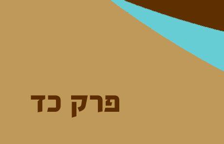 במדבר פרק כד – נאומי בלעם, סיכום ומצגת