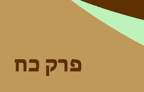 ירמיהו פרק כח – המאבק בנביאי השקר