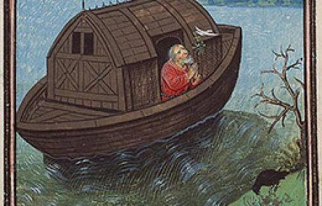 כל מה שתרצו לדעת על המבול ותיבת נוח