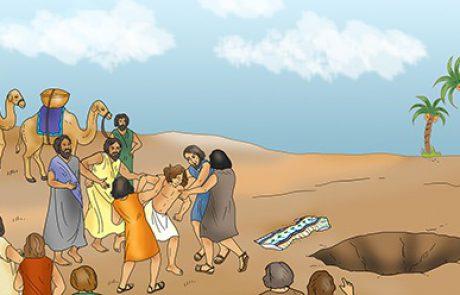 בראשית פרק לז – שיעור 3