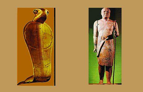 ספר שמות פרק ד – אותות הנחש, הצרעת והדם