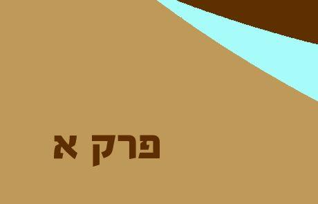 יונה פרק א – פירושים, סיכום ומסרים