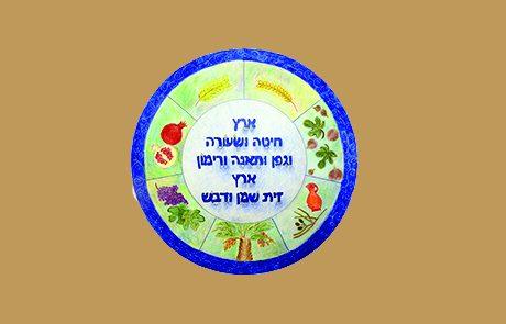 סעודה ופעילות לחג השבועות בגן ובכיתה