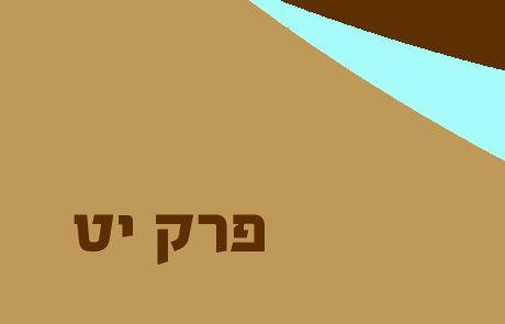 מלכים א פרק יט – התגלות ה' לאליהו בהר האלהים