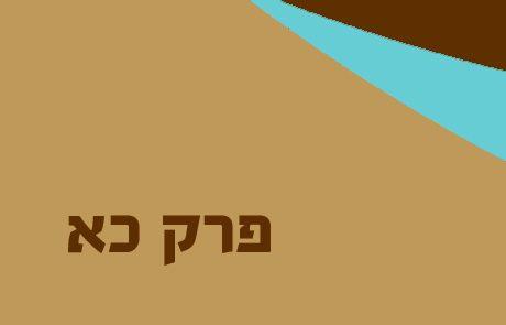 במדבר פרק כא – המלחמה בכנעני ונחש הנחושת