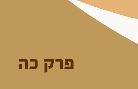 בראשית פרק כה – הולדת יעקב ועשו ומכירת הבכורה