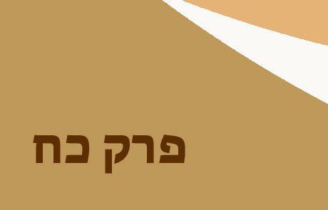 בראשית פרק כח – חלום יעקב ונדרו