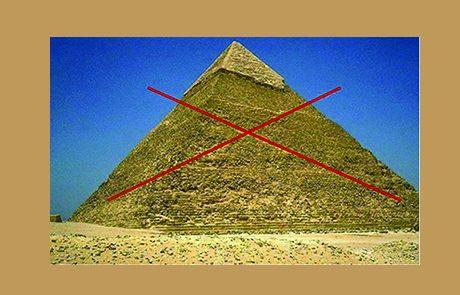 מה בנו בני ישראל במצרים?